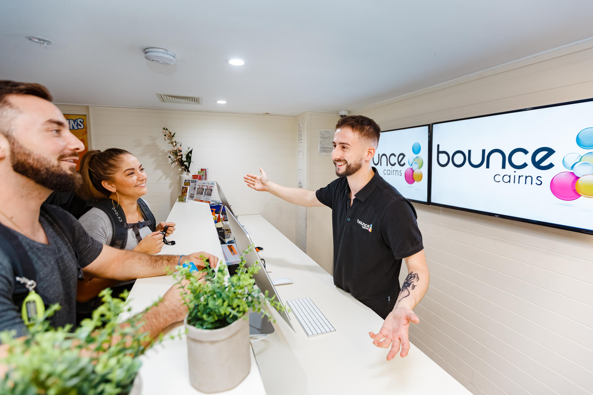 Welcome to Bounce Cairns