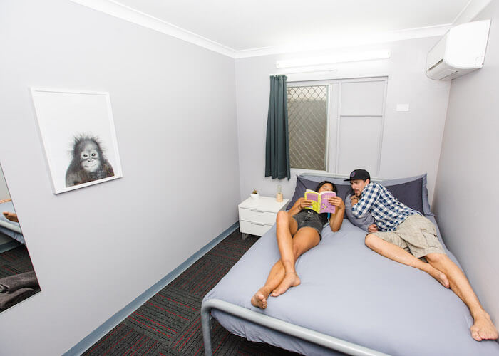 Double Private Rooms