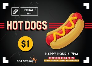 mad-monkey-cairns-free-event-sunday-630pm-hotdog