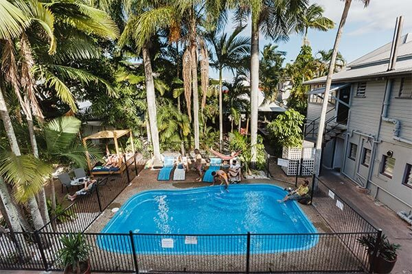 mad-monkey-cairns-pool-and-oasis-garden
