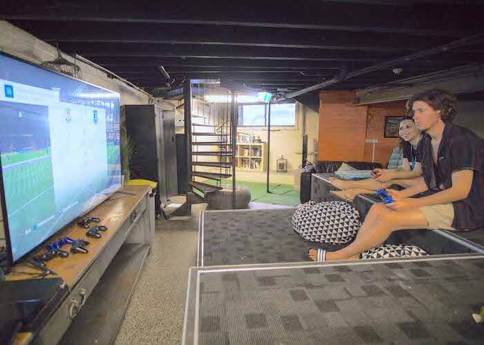 FIFA & Gaming Area